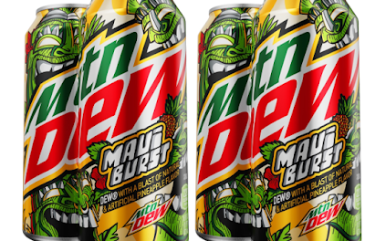Mountain Dew MAUI BURST