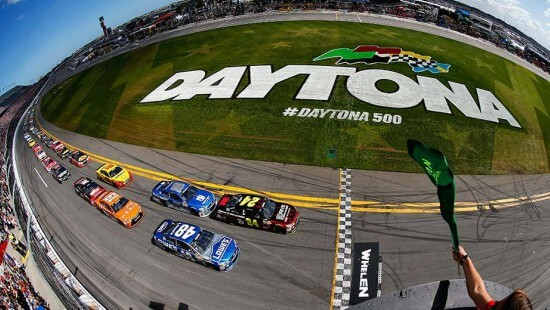 RACE DAY!  DAYTONA 500!