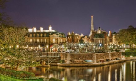 GLOBETROT TO FRANCE AT DISNEY'S EPCOT