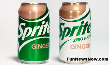 New Soda From Sprite – SPRITE GINGER