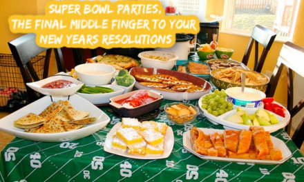 Meme – Super Bowl Parties Are …