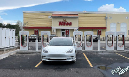 Big Gas Station Chain WAWA Embracing Electric Charging