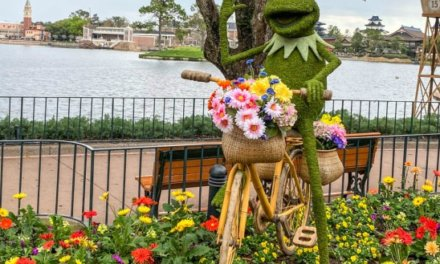 DISNEY'S TOP 10 MAGICAL TOPIARIES