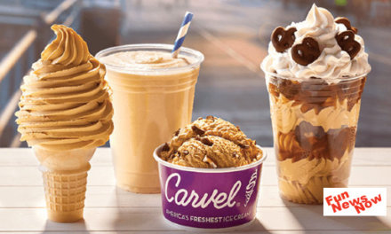 SEA SALT CARAMEL Ice Cream At Carvel