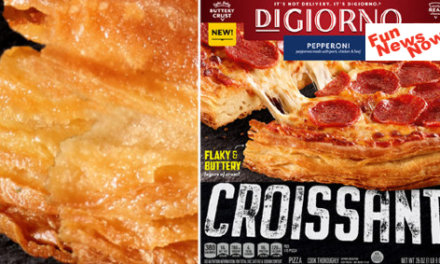 DiGiorno Unveils Something Innovative and New In Frozen Pizza — Croissant Crust Pizza