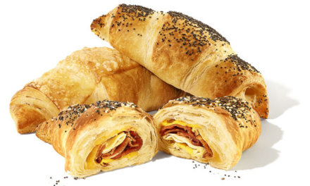 Dunkin' Launches New Croissant Stuffers