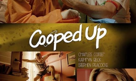 "Crackle Has A New Rom Com Called ""Cooped Up"" – It's About A Couple Quarantined"