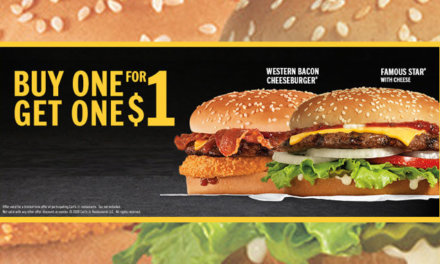 Buy One Get One For $1 At Hardee's And Carl's Jr.