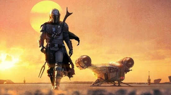 The Mandalorian — Epic New Disney+ Series