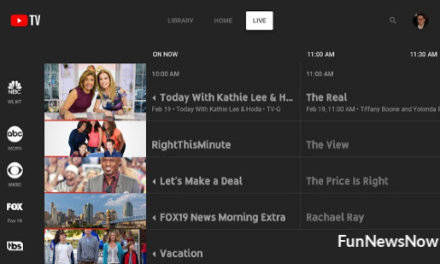 YOUTUBE TV – Channel Lineup, Price, Device Support, Review – FunNewsNow Wiki Guide