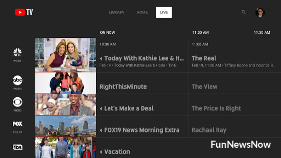 YOUTUBE TV – Channel Lineup, Price, Device Support, Review