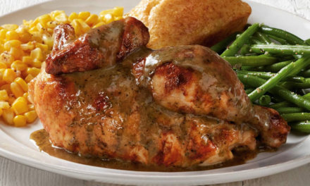 Boston Market Has It's Honey Balsamic Chicken Again