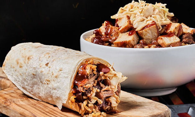 Moe's Has a BBQ Burrito Now