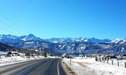 Daily Pic – Colorado Road