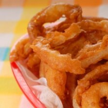 Daily Pic – Happy National Onion Ring Day
