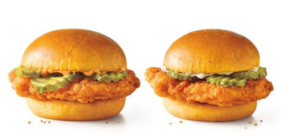 Sonic Has Chicken Sliders Now
