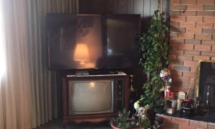 Daily Pic – Classic TV, New TV