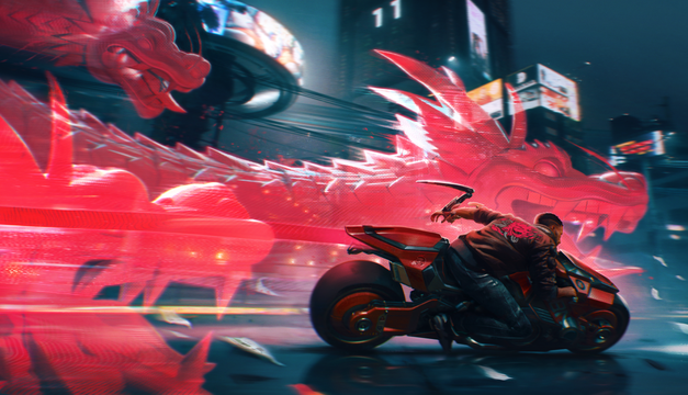 Daily Pic – Official Cyberpunk 2077 Artwork
