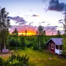 Daily Pic – Picture Perfect Little Red House