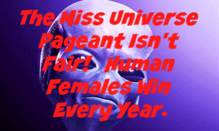 Meme – Miss Universe Is UNFAIR