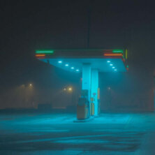 Daily Pic – Gas Station