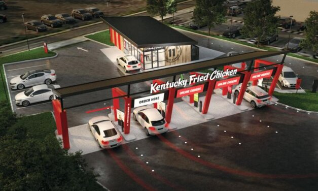 Is This The Drive Thru Of The Future?