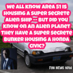 Meme – Alien Area 51 Fact