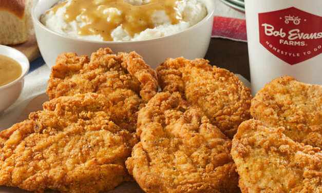 Bob Evans Launching HAND BREADED FRIED CHICKEN