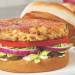 Culver's Has A New Veggie Burger People Like With Chopped Cheese In The Patty