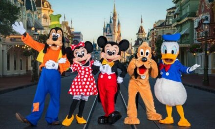 World's Most Popular Theme Park