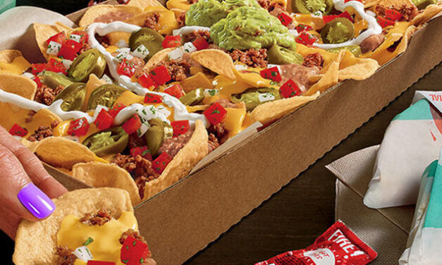 Taco Bell NACHO PARTY PACK Is Back