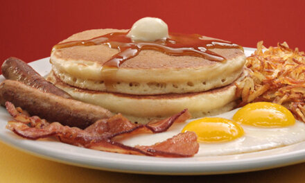 Denny's Super Slam Meal is Only $6.99 For A Limited Time