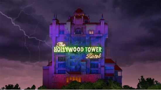 Tower of Terror – Thrills & Frights for Halloween