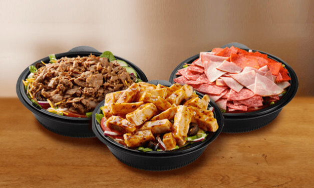 Subway Now Has Low Carb PROTEIN BOWLS