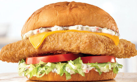 FISH SANDWICHES Are Back At Arby's