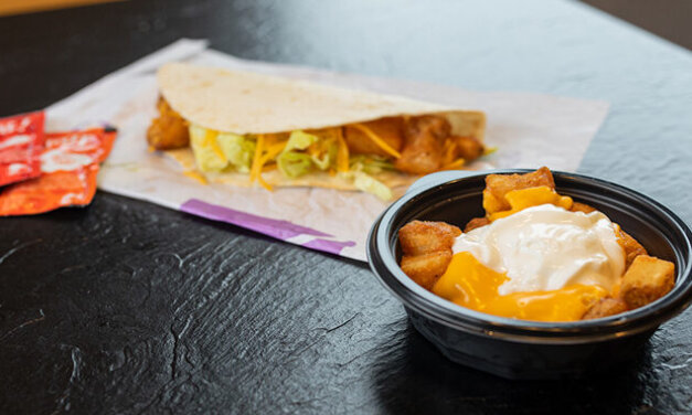 Taco Bell POTATOES Are Returning