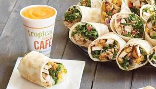Has Tropical Smoothie Cafe Become The Perfect HEALTHY Fast Food Alternative?