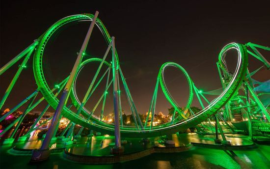 Wildest 10 Coasters in Orlando!