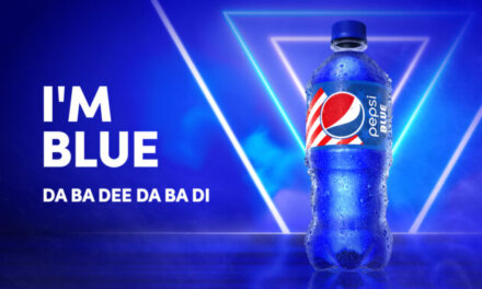 Pepsi Blue is Coming